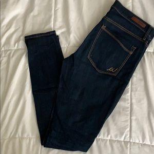 Express Mid-rise Skinny Jean Leggings